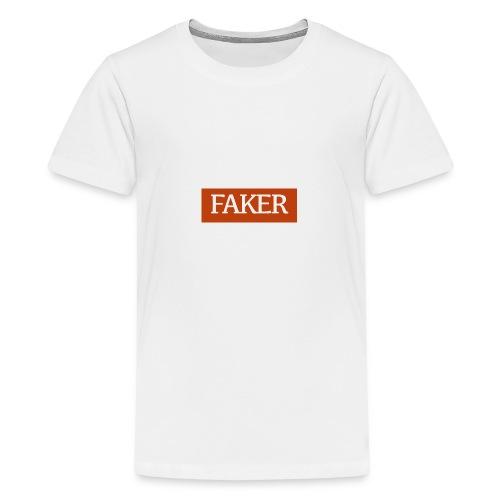A5E6A649 6969 4B83 BCCA 97CFDEBE8853 - Premium-T-shirt tonåring