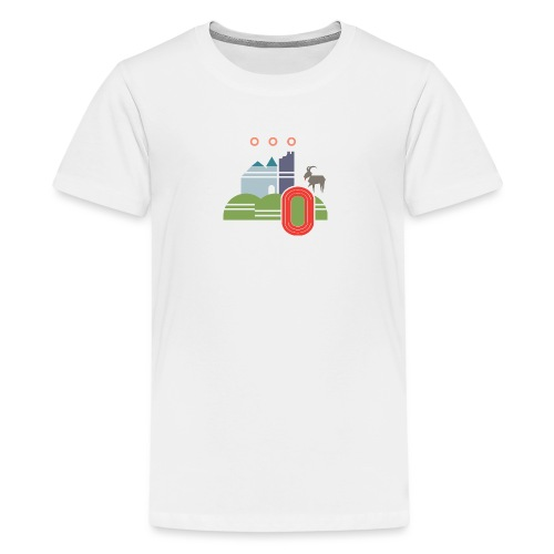 Götzis - Teenager Premium T-Shirt