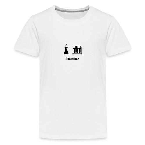 Chemiker - Teenager Premium T-Shirt