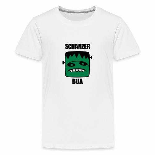 Fonster Schanzer Bua - Teenager Premium T-Shirt
