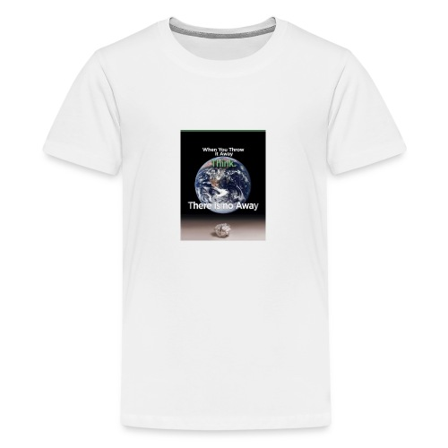 Earth - Teenage Premium T-Shirt