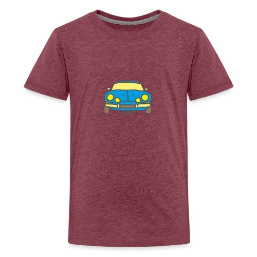 Voiture ancienne mythique française - T-shirt Premium Ado