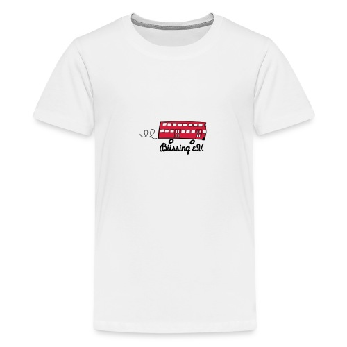 Büssing eV - Teenager Premium T-Shirt