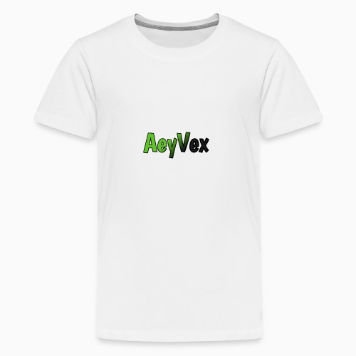 AeyVex Merch - Teenage Premium T-Shirt