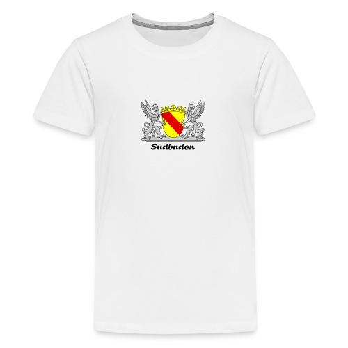 Südbaden - Teenager Premium T-Shirt