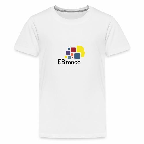 EBmooc Logo - Teenager Premium T-Shirt