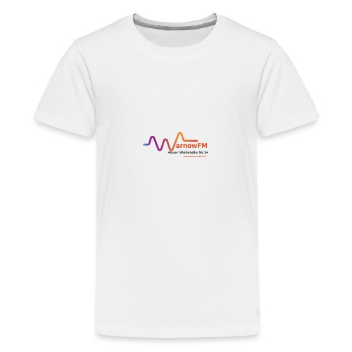 Sound Wave - Teenager Premium T-Shirt