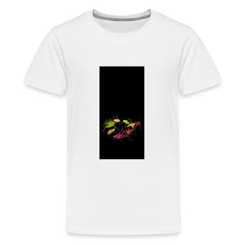 krekels voor iphone jpg - Teenager Premium T-shirt
