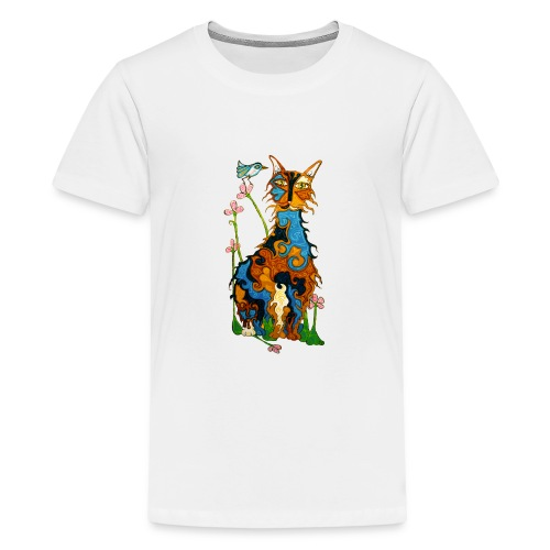 Matou - T-shirt Premium Ado