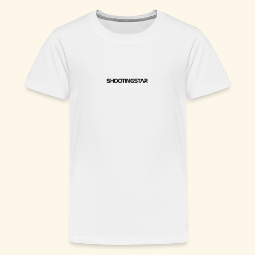 SHOOTING STAR LVL.1 SPECIAL - Teenager Premium T-Shirt
