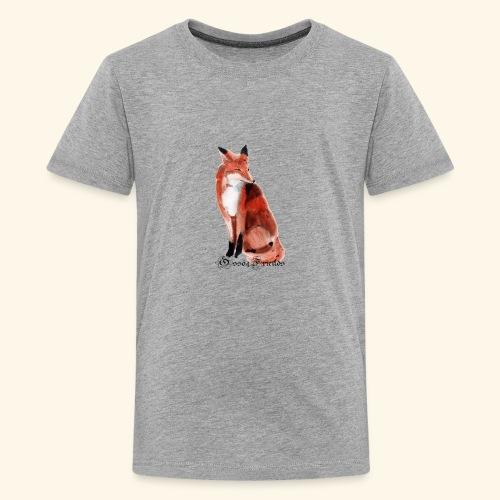 FOX - Maglietta Premium per ragazzi