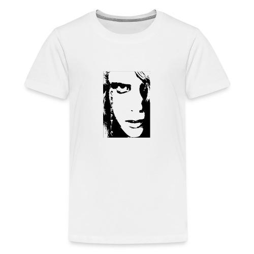 Creeptic Girl - T-shirt Premium Ado