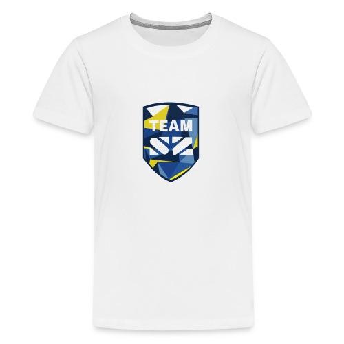 Team SZ - Premium-T-shirt tonåring