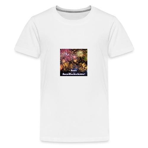 Buon duemilacicciotto - Maglietta Premium per ragazzi