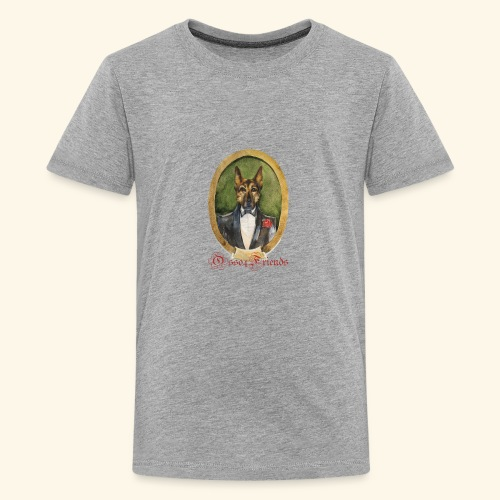 LORD SHEPERD - Maglietta Premium per ragazzi