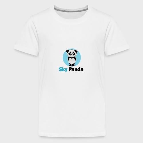 Panda Cutie - Teenager Premium T-Shirt