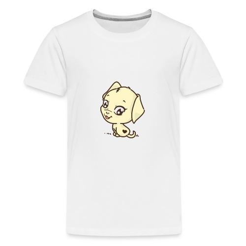 sweet doggy - Teenager Premium T-Shirt