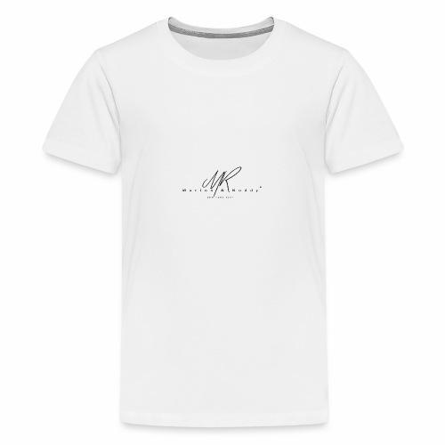 marion roddynyc black - T-shirt Premium Ado
