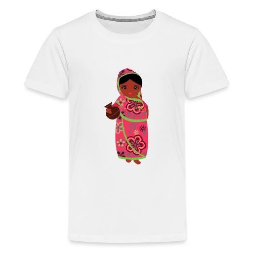 Lovedesh Art - Ira Kolshi Doll - Teenage Premium T-Shirt