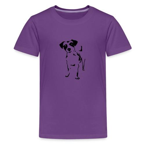 Jack Russell Terrier - Teenager Premium T-Shirt