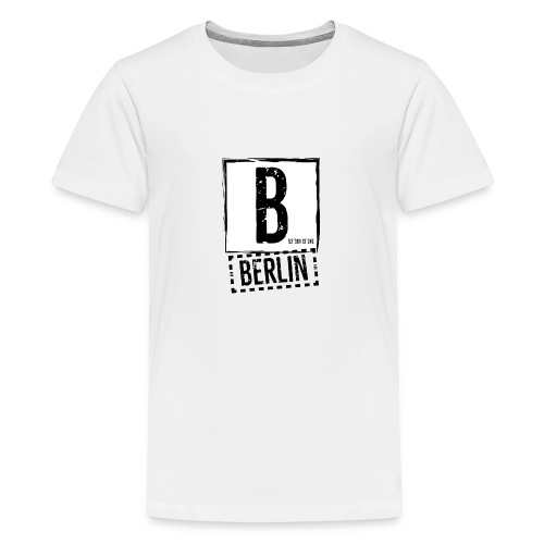 Berlin - Teenage Premium T-Shirt