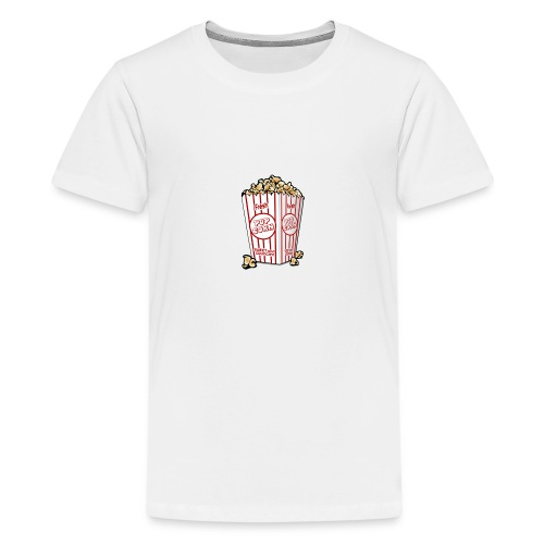 Popcorn trøje | ML Boozt | - Teenager premium T-shirt