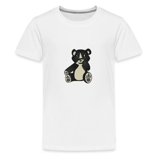 Baby Bear Kind Cartoon - Teenager Premium T-Shirt