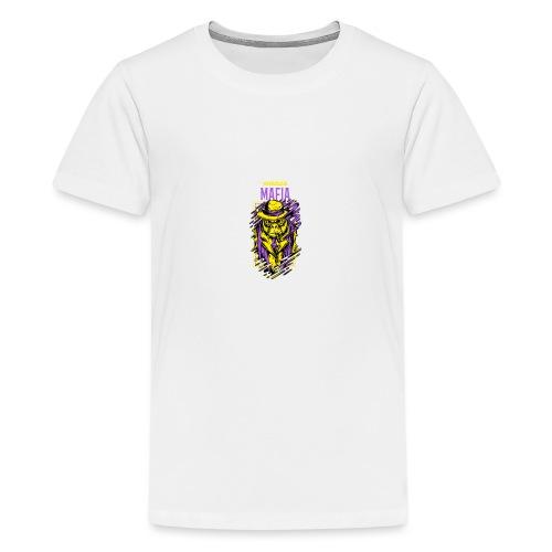 Gorilla Mafia - Teenager Premium T-Shirt