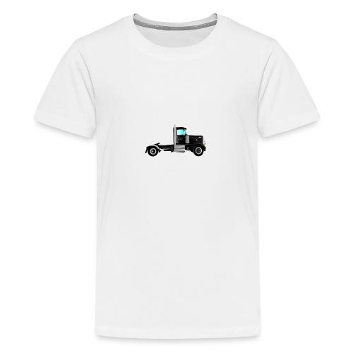 Trucking - Teenager Premium T-Shirt