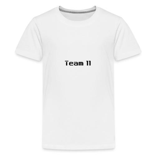Team 11 - Teenage Premium T-Shirt