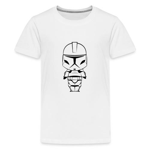 Clone - T-shirt Premium Ado