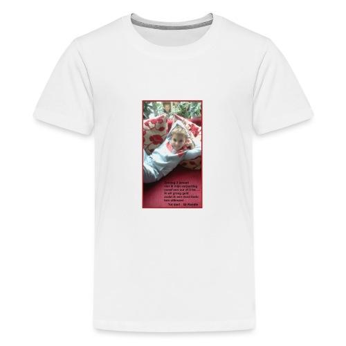 ZIWSQSsJ91xd - Teenager Premium T-shirt