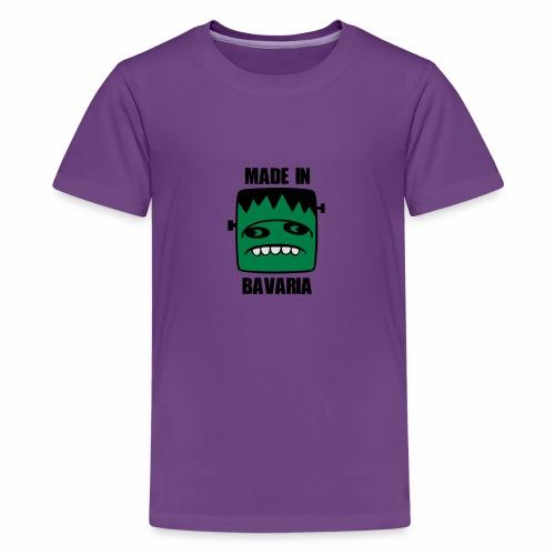 Fonster made in Bavaria - Teenager Premium T-Shirt
