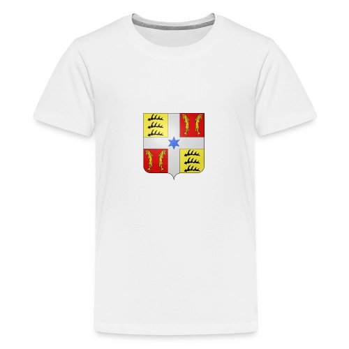 Blason Montbéliard - T-shirt Premium Ado
