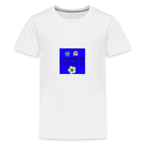 Tataph.Jr - Teenage Premium T-Shirt