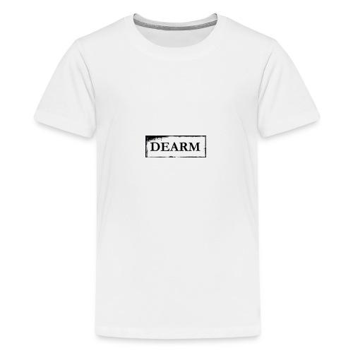 dear png - Teenage Premium T-Shirt