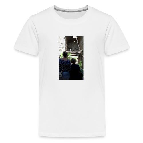Hoesje van mij en emma - Teenager Premium T-shirt