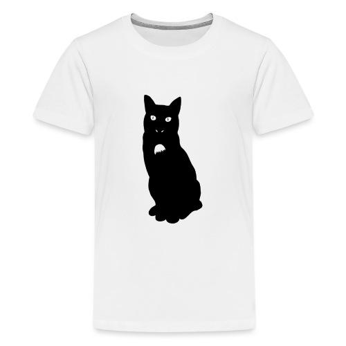 Knor de kat - Teenager Premium T-shirt