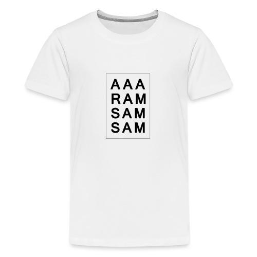 Kindergarten Geschenk - Teenager Premium T-Shirt