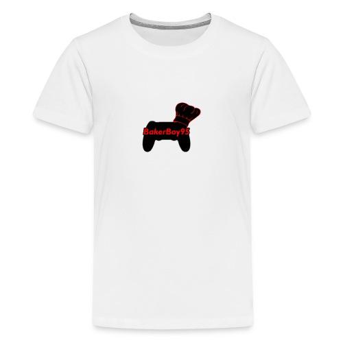 BakerBoy95 Original - Teenage Premium T-Shirt