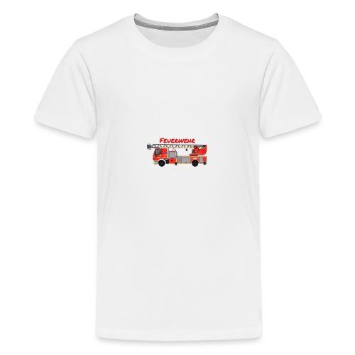 feuerwehr - Teenager Premium T-Shirt