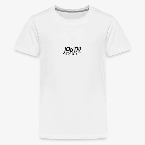 JordySanti Merch - Teenager Premium T-shirt