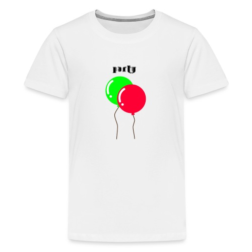 party - Maglietta Premium per ragazzi