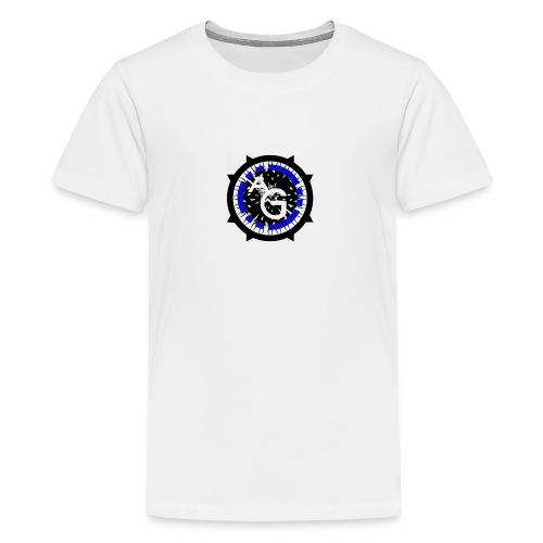 Amaranth Gaming Mouse Mat - Teenage Premium T-Shirt