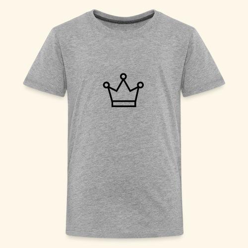 The Queen - Teenager premium T-shirt