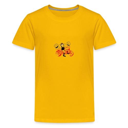 wsa bike - Teenager Premium T-Shirt
