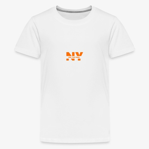 feel the Vibes - Teenager Premium T-Shirt