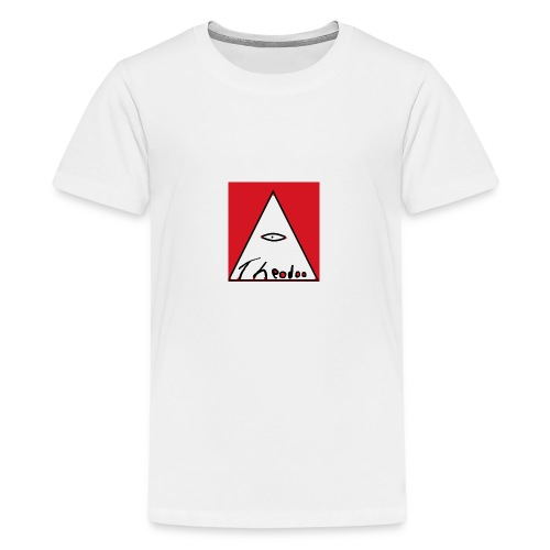 theodoo 1 - Premium-T-shirt tonåring