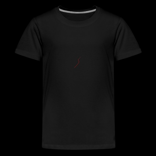 logo Style red - T-shirt Premium Ado