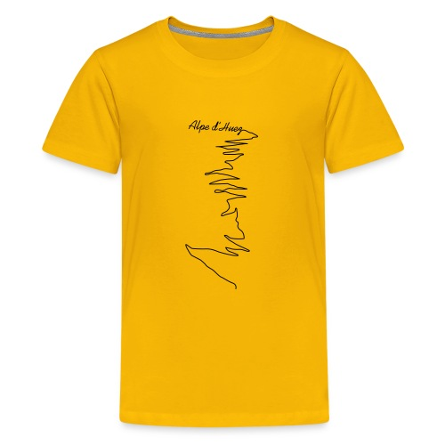 Alpe d'Huez - Teenager Premium T-Shirt
